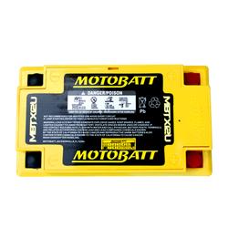 Akumulator Motobatt MBTX12U