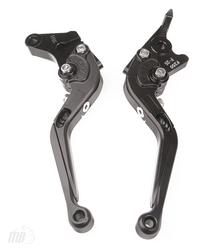 Komplet dźwigni sportowych Honda CBR 125 R 04-10 Yamaha YZF 1000 R1 98