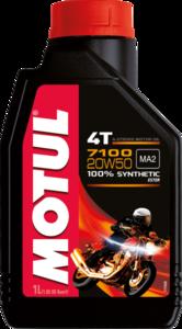 Olej silnikowy Motul 7100 20W50 1L Syntetyczny