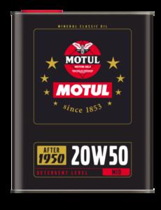 Olej silnikowy Motul Classic 20W50 2 L mineralny