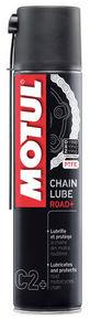 Smar do łańcucha Motul C2+ ROAD 400 ml - biały