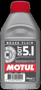 Płyn hamulcowy Motul DOT 5.1 -  0,5L Syntetyczny