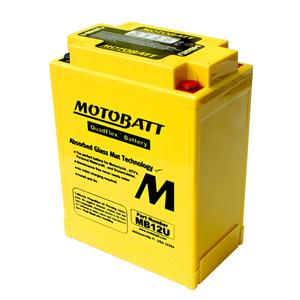 Akumulator Motobatt MB12U