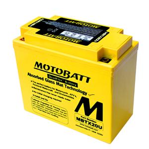 Akumulator firmy Motobatt