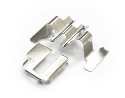 Blaszka sprężynująca klocka hamulcowego - tył