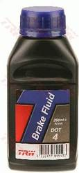 Płyn hamulcowy Dot 4 250 ml - firmy Rock Oil
