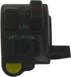 Przełączniki lewe komplet Honda MT 50 S 80-93 CG 125 85-00