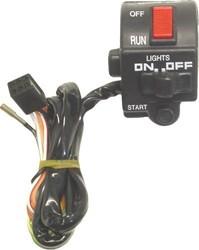 Przełączniki prawe komplet Suzuki GS 125 83-00