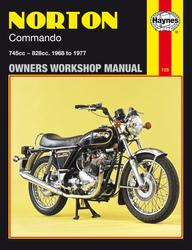 Instrukcja serwisowa Norton Commando 750 850 68-77
