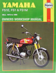 Instrukcja serwisowa Yamaha FS1 FS1E FS1M 72-90