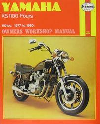 Instrukcja serwisowa Yamaha XS 1100 78-80