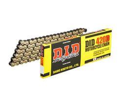 Łańcuch napędowy DID420-130 Derbi Senda 50 X-Treme