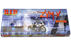 Łańcuch napędowy ZVM-X Super Heavy Duty X-Ring - złoty