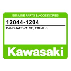 Wałek rozrządu Kawasaki GPX 600 R ZX 600 ZL 600 Eliminator