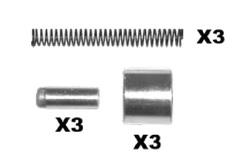 Sprzęgło rozrusznika / bendiks Honda VFR 750 Kawasaki GPZ 500 KLE 500 GS 1000