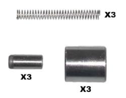 Sprzęgło rozrusznika zestaw naprawczy Yamaha FJ 1100 1200 XJR 1200