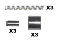 Sprzęgło rozrusznika / bendiks - zestaw naprawczy
