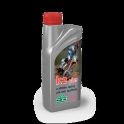 Olej do silników dwusuwowych Rock Oil K2 Plus 1L Półsyntetyczny