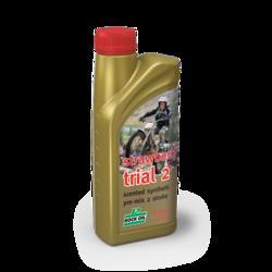 Olej do silników dwusuwowych Rock Oil Strawberry Trial 1L