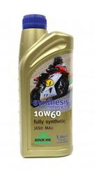 Olej silnikowy Rock Oil Synthesis Motorcycle 10W60 1L Syntetyczny
