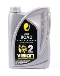 Olej do silników dwusuwowych półsyntetyk - firmy Vision 1 litr