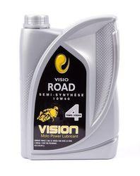 Olej silnikowy - Pół syntetyk 10W40 - firmy Vision - 1 litr