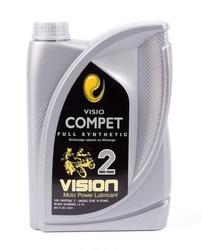 Olej do silników dwusuwowych pełny syntetyk - firmy Vision 1 litr