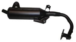 Kompletny układ wydechowy Honda SH 50 97-03