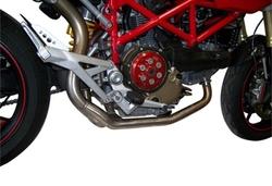 Układy wydechowe i kolektory stal nierdzewna Ducati Hypermotard 1100