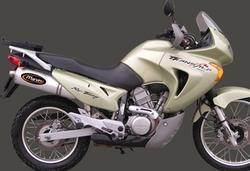 Tłumik aluminium Honda XL 650 V Transalp 00-07