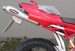 Tłumiki Ducati Multistrada DS 1000 03-06