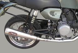Tłumiki stal nierdzewna Ducati GT 1000 07-10