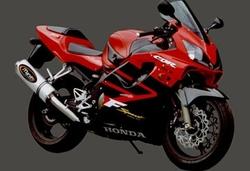 Tłumik Honda CBR 600 F 01-02