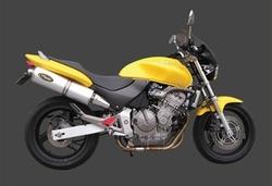 Tłumik aluminium Honda CB 600 F Hornet 03-06