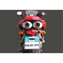 Tłumiki aluminium Ducati 749 999 R