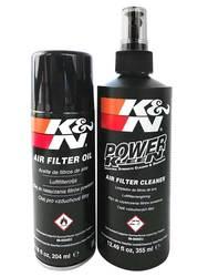 Zestaw do pielęgnacji filtrów K&N