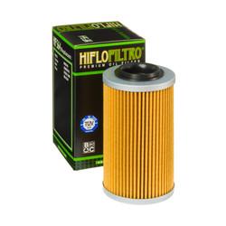 Filtr oleju - długi firmy HiFlo