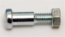 Śruba - trzpień dźwigni hamulca przedniego