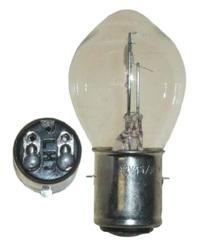 Żarówka reflektora BA20D 6v 25/25W Honda ST 70 SS 50 MT 50 C 70 90