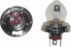 Żarówka reflektora P45T 12V 45/40W Honda CB 125 250 Yamaha DT 125