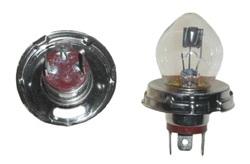 Żarówka reflektora H4 P45T 6V 45/40W Yamaha DT 125 82-84