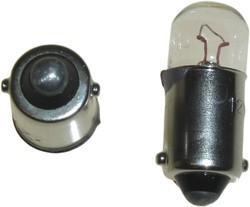 Żarówka podświetlenia zegarów BA9S 12V 2W 9mm