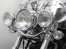 Wspornik montażowy dodatkowych reflektorów Triumph Thunderbird