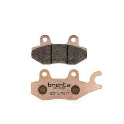 Klocki hamulcowe - spiekane (typ HH) - przód - firmy Brenta