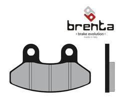 Klocki hamulcowe - standard (typ GG) - przód - firmy Brenta