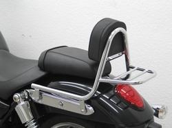 Oparcie pasażera z bagażnikiem Triumph Thunderbird