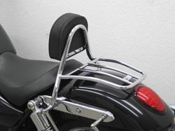 Oparcie kierowcy z bagażnikiem Triumph Thunderbird