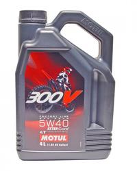 Olej silnikowy Motul 300V 5W40 Off-road 4L Syntetyczny