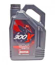Olej silnikowy Motul 300V 15W50 Factory Line 4L Syntetyczny