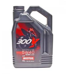 Olej silnikowy Motul 300V 5W40 4L Syntetyczny